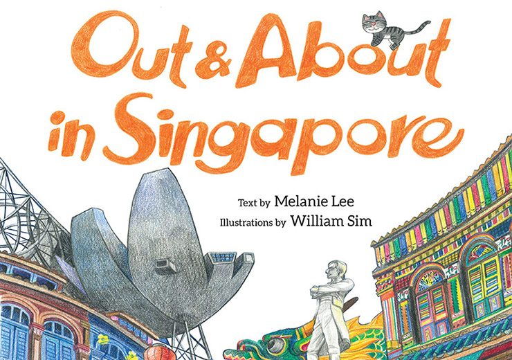 Out & About in Singapore
