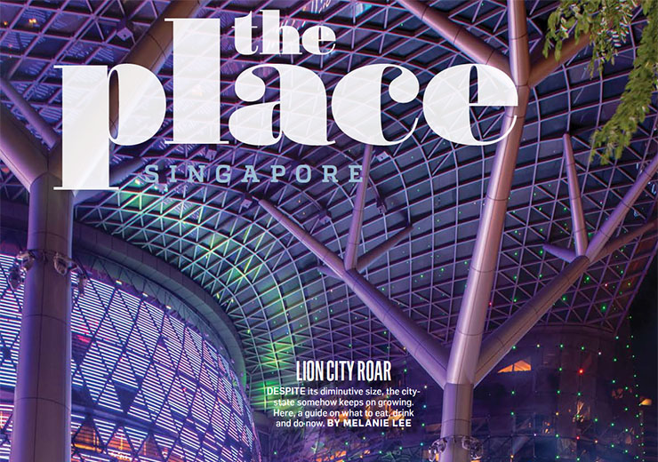 The Place: Singapore