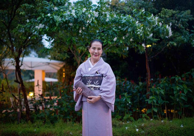 Tsuruko Hanzawa: the Japanese tea ceremony master living like a single flower
