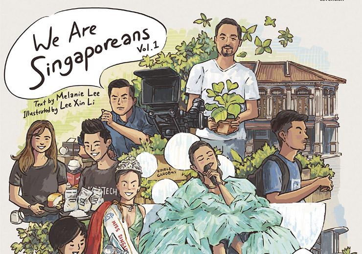 We Are Singaporeans Vol. 1